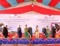 Việt Nam giúp nâng cấp hệ thống y tế tại khu vực Bắc Lào