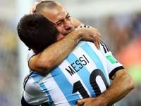 messi dua argentina len ngoi dau vong loai world cup khu vuc nam my
