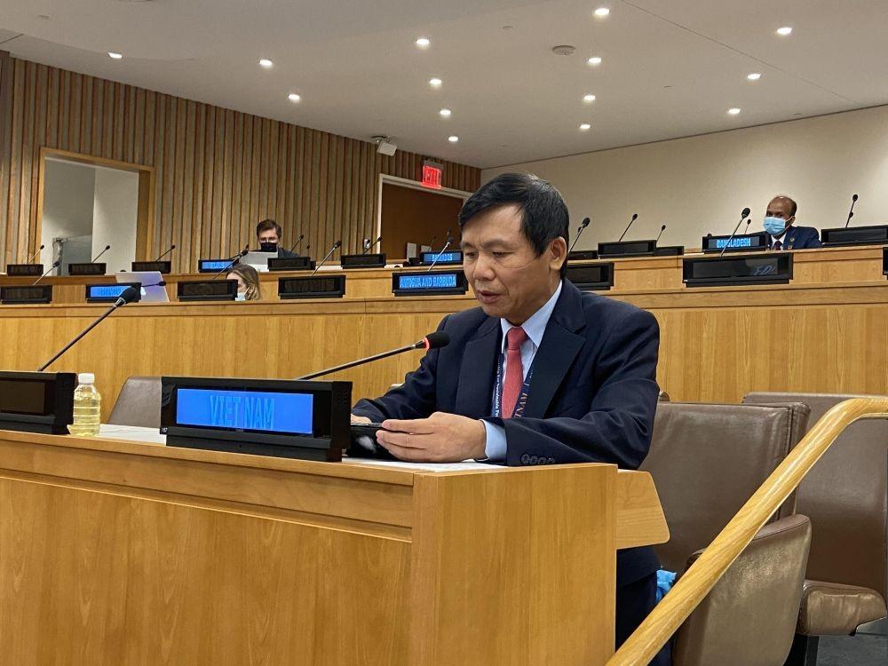 Những dấu ấn và di sản và một Việt Nam trách nhiệm, sẻ chia, gánh vác tại Hội đồng Bảo an