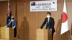 Australia, Nhật Bản phản đối nỗ lực 'thay đổi hiện trạng' ở Biển Đông