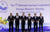 mekong lancang cooperation contributes to addressing regional challenges