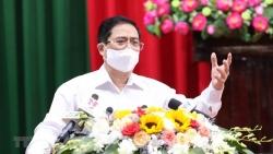Thủ tướng Phạm Minh Chính tiếp xúc cử tri tại thành phố Cần Thơ