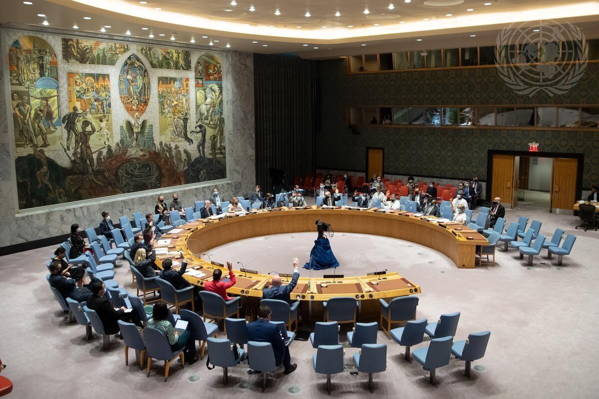 , Hội đồng Bảo an Liên hợp quốc họp về tình hình Bosnia và Herzegovina, và thông qua 2 nghị quyết