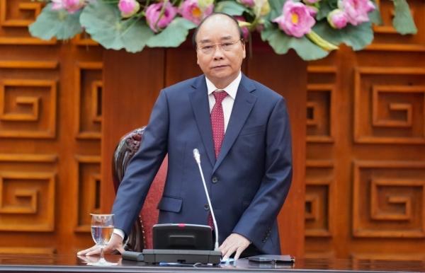 Thủ tướng Nguyễn Xuân Phúc tiếp đoàn doanh nghiệp Hàn Quốc tại Việt Nam