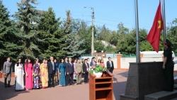 Đại sứ quán Việt Nam tại Ukraine tổ chức Lễ kỷ niệm Quốc khánh 2/9