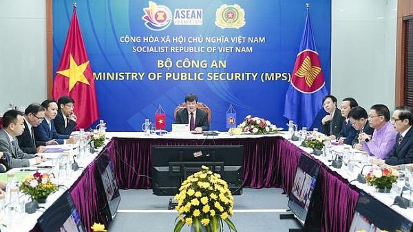 Việt Nam tham dự Hội nghị Quan chức Cấp cao ASEAN về Phòng, chống tội phạm xuyên quốc gia lần thứ 20