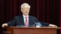 Phát biểu khai mạc Hội nghị Trung ương lần thứ 13 của Tổng Bí thư, Chủ tịch nước Nguyễn Phú Trọng