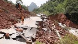 Quốc vương Thái Lan gửi điện thăm hỏi về tình hình lũ lụt ở miền Trung Việt Nam