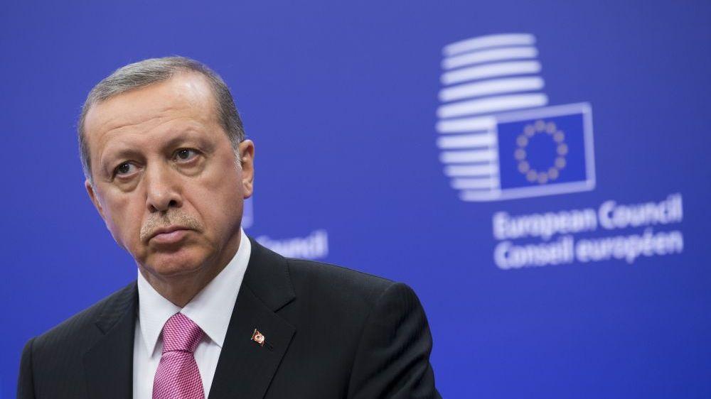 Quan hệ EU-Thổ Nhĩ Kỳ lại căng thẳng: Chuyện mới, nợ cũ