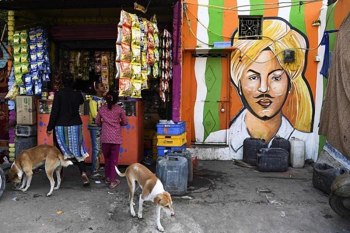 dieu gi lam cho khu o chuot o new delhi tro nen khac biet