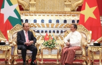 vietnam myanmar issue joint statement