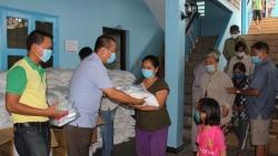 Nỗ lực hỗ trợ người gốc Việt tại Campuchia đang thực hiện cách ly phòng dịch Covid-19