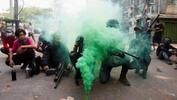 Tình hình Myanmar: Bạo lực tiếp diễn, cả binh sĩ và dân thường đều thương vong