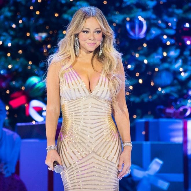Nữ ca sĩ Mariah Carey
