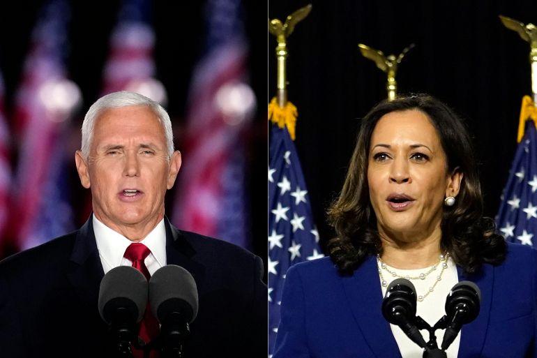 Bầu cử Mỹ 2020: Hai ứng cử viên Phó Tổng thống bước vào cuộc tranh luận trực tiếp duy nhất