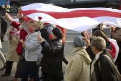 Belarus: Lưu đạn gây choáng nổ ở trung tâm thủ đô Minsk