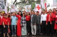 Hàng nghìn người hưởng ứng Tháng Nhân đạo - từ nhận thức tới hành động
