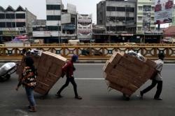 Covid-19 khiến Indonesia thất thu thuế nặng nề