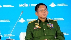 Chính quyền quân sự Myanmar cam kết hợp tác 'nhiều nhất có thể' với ASEAN