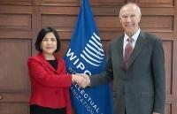 Tổng Giám đốc WIPO đánh giá cao hợp tác với Việt Nam