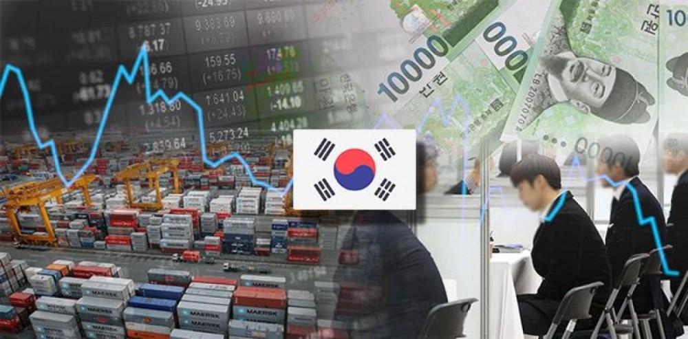 Hàn Quốc trở lại bảng xếp hạng 10 nền kinh tế lớn nhất thế giới. (Nguồn: KT/VOV)