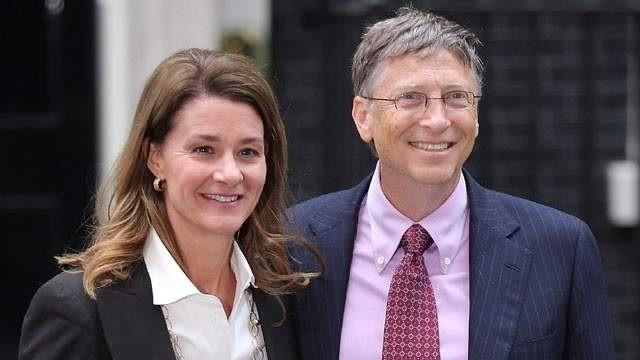Vợ chồng Bill Gates (Ảnhh: Getty).