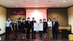 Cộng đồng người Việt Nam tại Thái Lan ủng hộ hơn 1 tỷ đồng cho Quỹ vaccine Covid-19