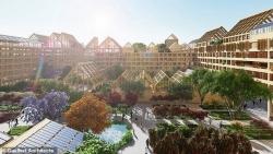 Trung Quốc xây dựng thành phố thông minh có khả năng đương đầu với Covid-19