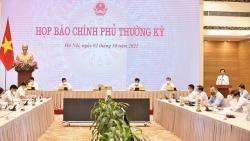 Họp báo Chính phủ thường kỳ tháng 9/2021: Việt Nam có đủ cơ sở để thích ứng an toàn với Covid-19