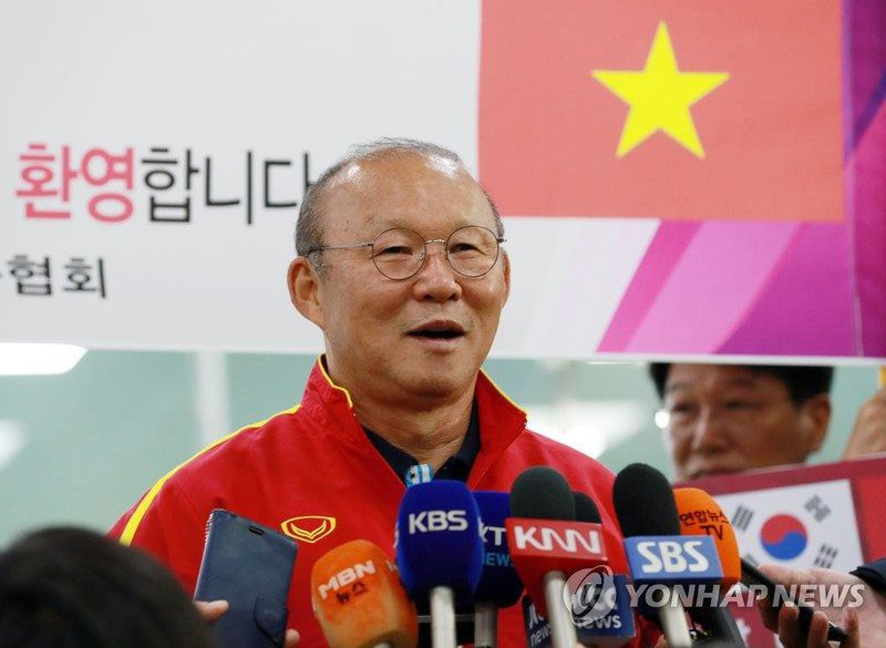 hlv park hang seo u23 viet nam se co gang lay ve du olympic