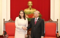 Vietnam hopes for stronger cooperation with Hungary