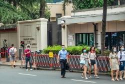Mỹ chính thức đóng cửa Tổng Lãnh sự quán tại Thành Đô, trao trả lại cho Trung Quốc