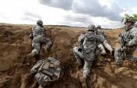 Lithuania xác nhận Mỹ triển khai binh sĩ trên lãnh thổ