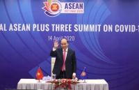 Các nước ASEAN+3 cam kết chia sẻ kinh nghiệm và hỗ trợ nhau trong cuộc chiến chống Covid-19