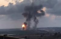 israel trien khai xe tang den bien gioi voi gaza