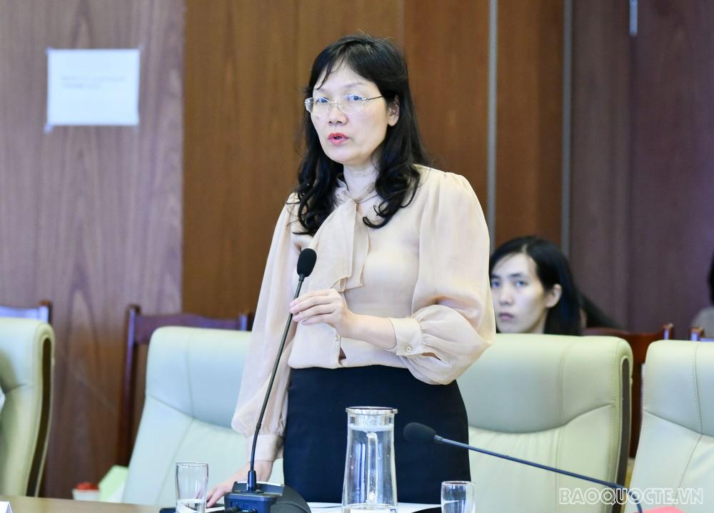 Chương trình học bổng khuyến học Nguyễn Cơ Thạch: đào tạo thế hệ trẻ tài năng, tạo nguồn xây dựng ngành Ngoại giao