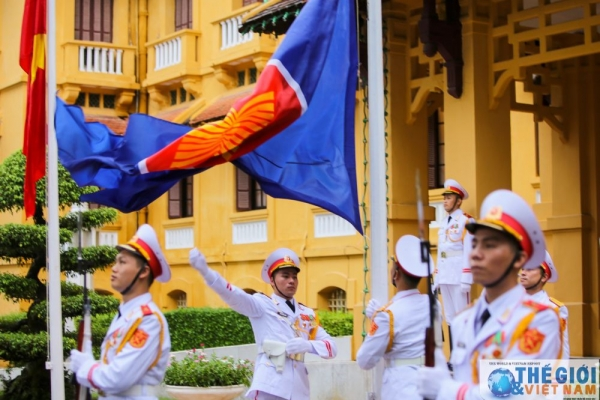 le thuong co ky niem 53 nam thanh lap asean