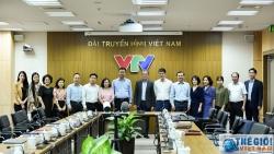 Thứ trưởng Ngoại giao Đặng Minh Khôi làm việc với Lãnh đạo Đài Truyền hình Việt Nam
