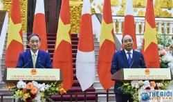 Thủ tướng Suga: Việt Nam đóng vai trò trọng yếu trong chiến lược của Nhật Bản