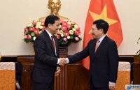 myanmar will closely coordinate with vietnam regarding security issue on the east sea