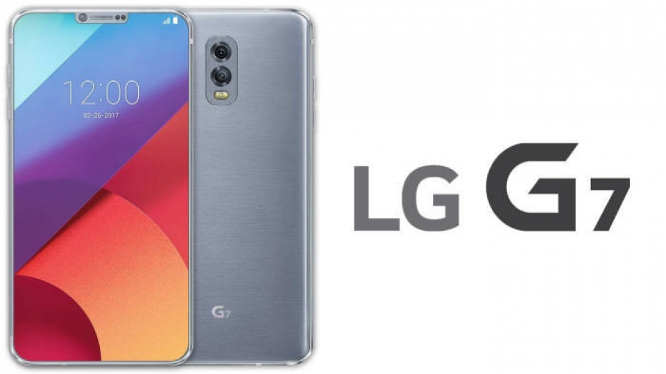 lg g7 se co camera kep mat truoc chip qualcomm manh nhat