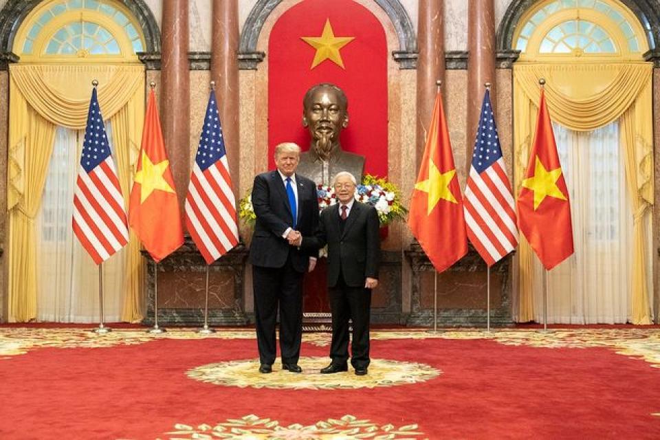 diplomatic affairs 50 nam tinh hoa ngoai giao viet nam