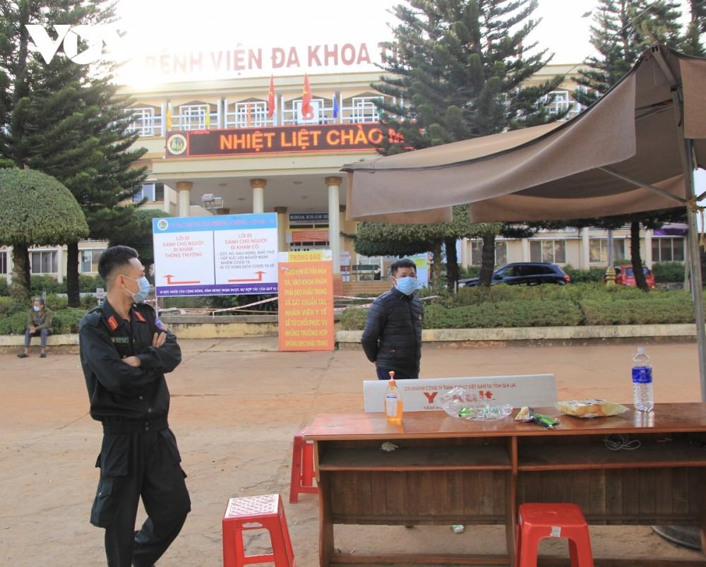Covid-19 ở Gia Lai: Người dân ở những địa chỉ sau liên hệ ngay với cơ quan y tế để được hướng dẫn