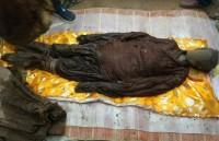 Phát hiện thi thể gần như được giữ nguyên trong ngôi mộ cổ