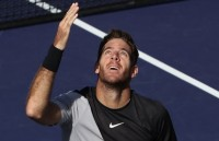 indian wells chan dung federer del potro thanh tan vuong