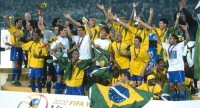 brazil vo dich ve so lan du world cup