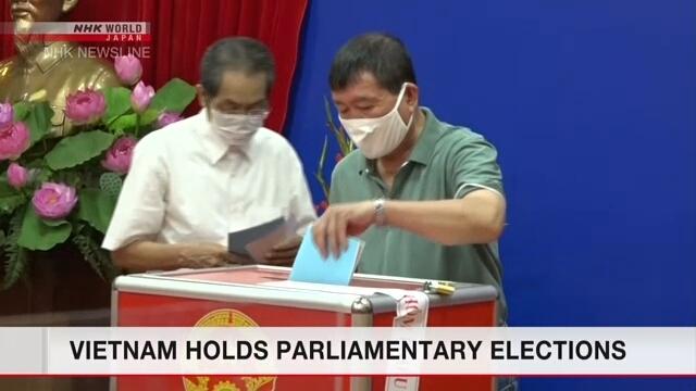 Truyền thông Nhật Bản phản ánh đậm nét về cuộc bầu cử Quốc hội Việt Nam
