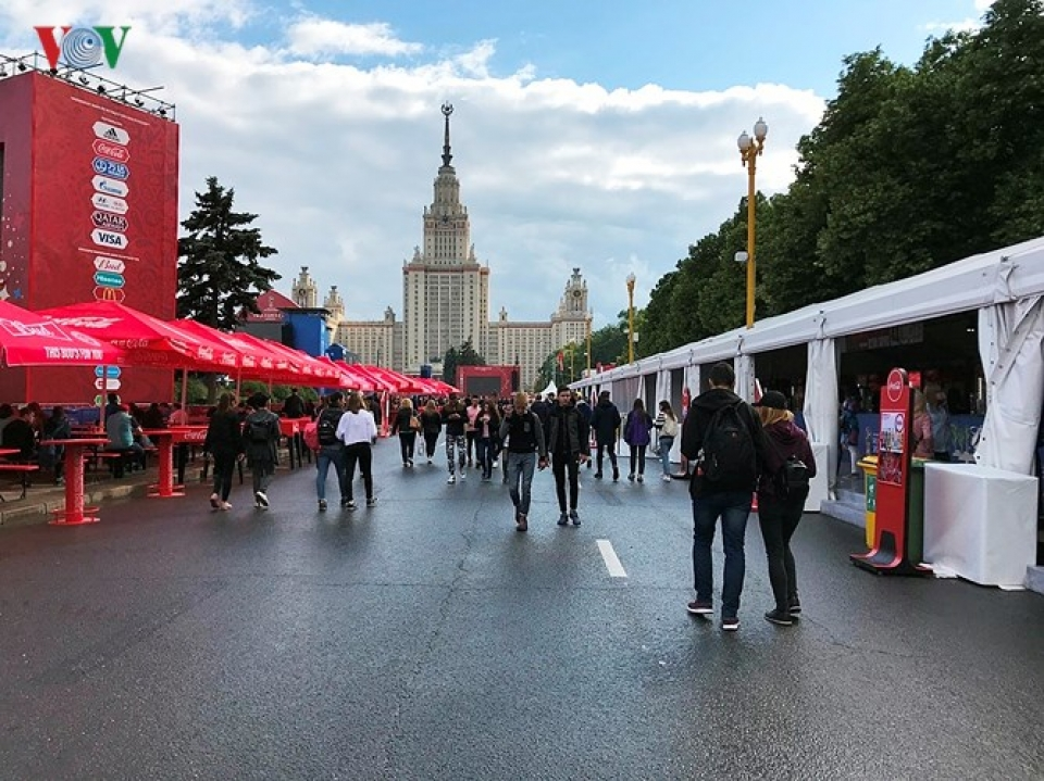 fan zone day du tien nghi phuc vu world cup 2018 tai moscow