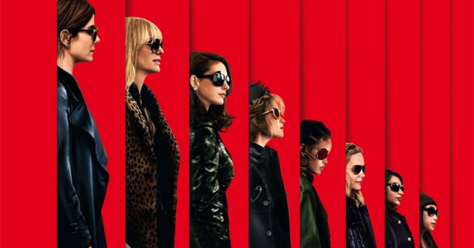 da n nu tuong cuop trong oceans 8 cuop ngoi phong ve bac my