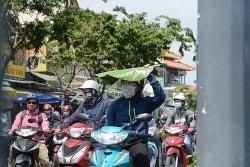 Dự báo thời tiết ngày 24/6: Hà Nội tiếp tục nắng nóng đặc biệt gay gắt, nền nhiệt cao nhất 40 độ C